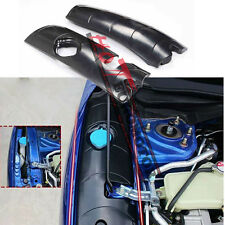 Front Engine Cabin Lip Cover Sound-Insulating Dustproof For Honda Civic 2016 EX