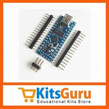 Arduino nano v3.0 ATmega328 P-20AU Module compatible Board KG034