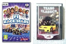 F1 RACE STARS & TAXI 3 & EXTREME RUSH & Elite Heli Squad & MANHATTAN CHASE N/S