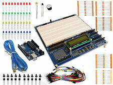 ARDUINO STARTER KIT PROTOSHIELD PLUS