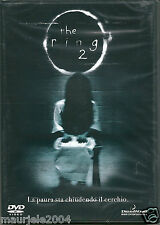 The Ring 2 (2005) DVD NUOVO SIGILLATO Naomi Watts. Simon Baker. David Dorfman