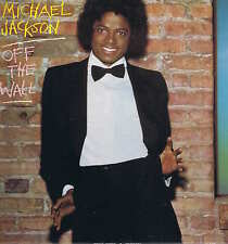 Michael Jackson – Off The Wall – EPC 83468 – A4 / B3 – LP Vinyl Record