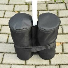 4PC Outdoor Weight Sand Anchor Bags For Canopy Party Gazebo Pop Up Tent Pole