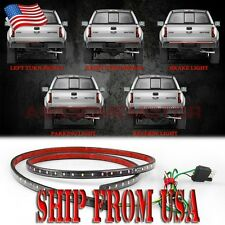 "US 60"" Trunk Tail LED Strip Light Reverse Brake Turn Signal Running For CHEVY AM"