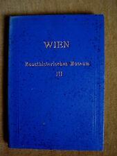 """""""Wien – Kunsthistorisches Museum III (Ansichtskartenmappe mit 16 Postkarten)"""""""