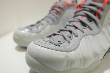Air Foamposite PRO PRM 616750 003 Pure Platinum Yeezy Size 11.5 DS