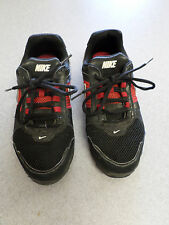 """Nike """"Impax Renegade"""" black and red running shoes, Youth size 7 Y (eur 40)"""