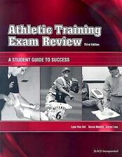 Athletic Training Exam Review : A Student Guide to Success by Lynn Van Ost,...