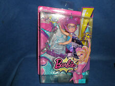 Barbie Mattel Super Prinzessin mit Tretroller Neu in OVP