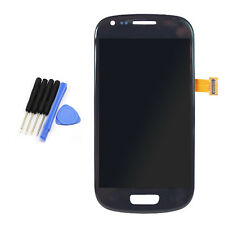 Blue Lcd Display Touch Screen Glass Assembly for Samsung Galaxy S3 mini i8190