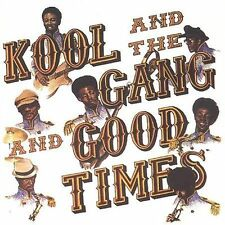 Kool & the Gang: Good Times  Audio Cassette