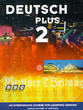 Deutsch Plus 2: Coursebook by Corinne Schicker, Ruth Rach (Paperback, 1997)