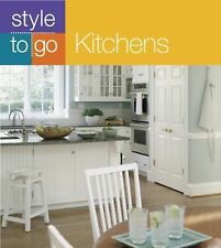 Style To Go - Kitchens (2009) - Used - Trade Paper (Paperback)