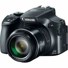 Canon PowerShot SX60 HS Digital Camera with 65x Optical Zoom(SMP05)