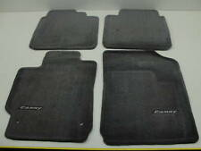 #707. CAMRY 2007-11 OEM CARPETED GRAY FLOOR MATS USED PT206-32100-12