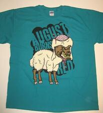 "AUGUST BURNS RED T-SHIRT ""WOLF IN SHEEP"" - NEU - SIZE XL"