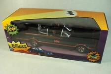 "DC MATTEL EXCLUSIVE 1966 Batmobile fits 6"" figures Adam west  batman robin 24"""