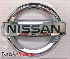 Genuine Nissan Maxima Front Grille Emblem 2003-2006 OEM