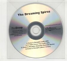 (HD648) The Dreaming Spires, Dusty In Memphis - DJ CD