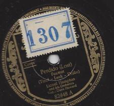 Lionel Hampton + Dave Howard voc. auf Deutscher Brunswick : Perdido