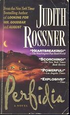 Perfidia : A Novel by Judith Rossner (1998, Paperback, Reprint)