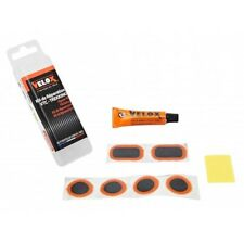 NEW VELOX  Trekking REPAIR KIT FLAT PUNCTURE PATCHES BICYCLE TIRE TUBE TYRE