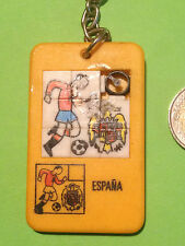 SLIDE PUZZLE SCHIEBEPUZZLE LABERINTO - LLAVERO KEYRING - SPAIN FOOTBALL