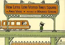 How Little Lori Visited Times Square Vogel, Amos Hardcover