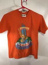 Disney Youth T-Shirt I Survived Humunga Kowabunga Size M
