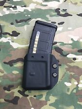 Black Kydex Magpul Pmag .223 5.56  AR Magazine K-Carrier