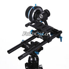 FOTGA DP500IIS DSLR A/B stops follow focus +15mm rail Rod Support BasePlate rig