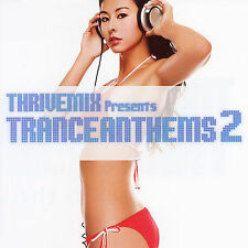 FREE US SH (int'l sh=$0-$3) NEW CD Various Artists: Thrivemix Presents: Trance A