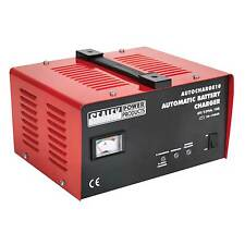 Sealey Electronic Automatic Battery Charger - 10Amp - 6/12V 230V - AUTOCHARGE10