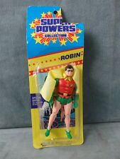 1986 Robin DC Super Powers Collection MIP 8-back