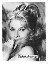 BC43019 Acteurs Actors Valerie Lagrange movie star