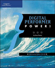 Digital Performer Power!, Thomas, Steve, Good, Paperback