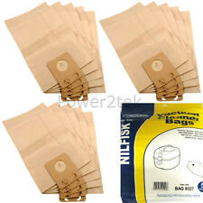 15 x GD Dust Bags for Nilfisk HDS1010 HDS2000 SALTIX 3 Vacuum Cleaner