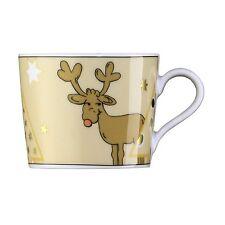 Arzberg Tric Santas Reindeer Kaffee Obertasse Kaffeetasse Tasse 0,21l 1.Wahl