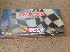 New Monopoly Nascar Official Collectors Edition.  In sealed box.