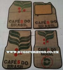 VW CLASSIC BEETLE OVERMATS IN COFFEE SACK
