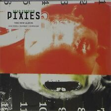 PIXIES 'HEAD CARRIER' BRAND NEW SEALED LP 180 GRAM VINYL WITH SLIPMAT & DOWNLOAD