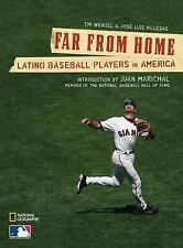 Far From Home: Latino Baseball Players in America-ExLibrary