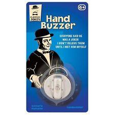 Classic Pranks and Jokes Hand Buzzer Toy