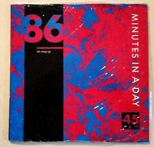 86 (1986 Twilight EP 6 Songs 1st USA Pressing Sealed TR006) Minutes In A Day