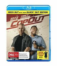 Cop Out Blu Ray New/Sealed Region B Australian Version  copout