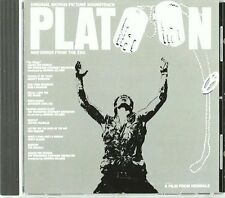 Platoon (1987) Doors, Jefferson Airplane, Percy Sledge.. [CD]