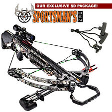 Barnett Droptine Crossbow Package-Scope/Arrows/Quiver 2016 NEW IN BOX FREE ROPE