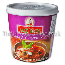 Authentic Thai Panang curry paste (1kg) by Mae Ploy - UK Seller