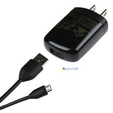 OEM Home Wall Charger+USB Data Cable for Sprint HTC EVO 4G Desire HD