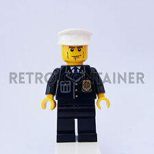 LEGO Minifigures - 1x cty095 - Policeman - Omino Minifig Police Cop Set 7743